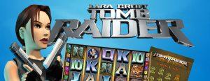 Tomb Raider Video Slot