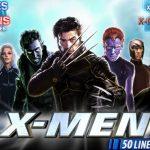 X-Men 50 Lines Video Slot
