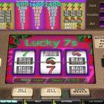 Lucky 7s Slot