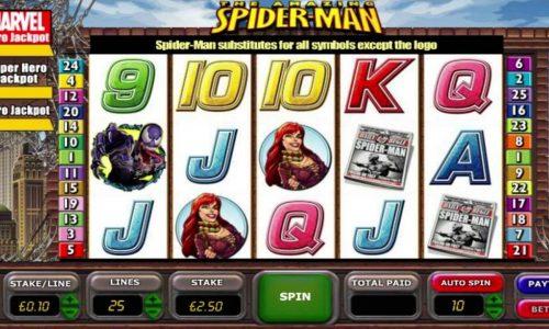 Spiderman Cryptologic