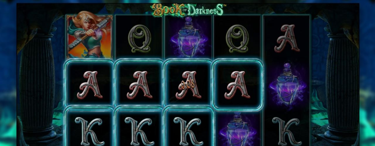 Book of Darkness Betsoft Slot