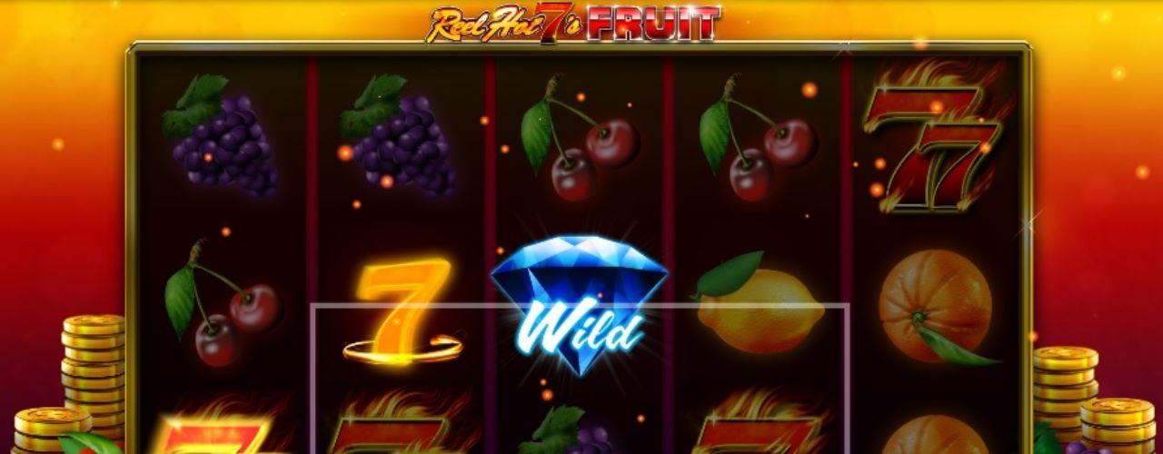 Reel Hot 7s Fruit Slot Game