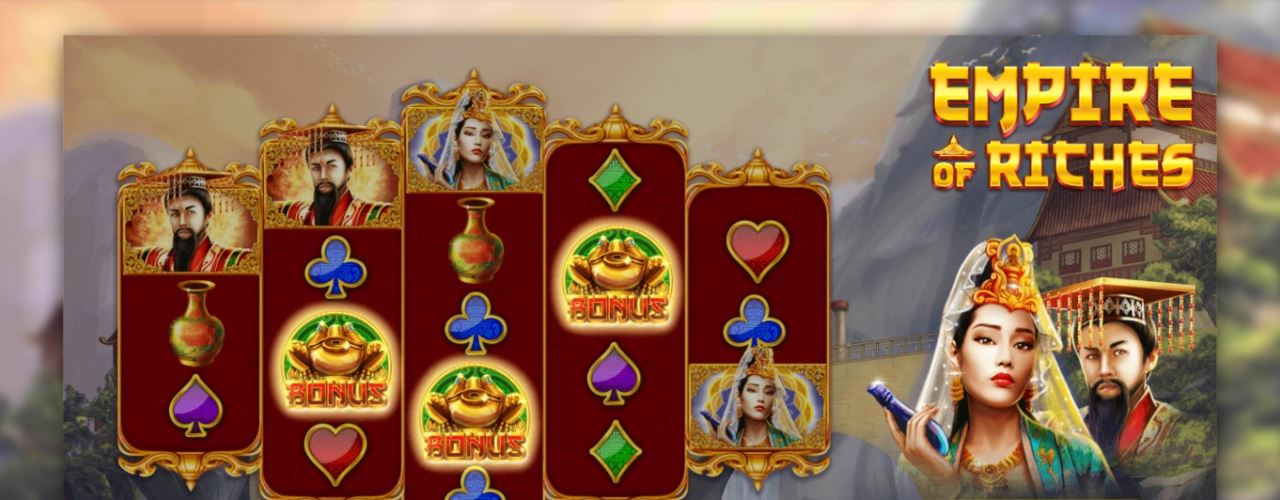 Empire of Riches Video Slot