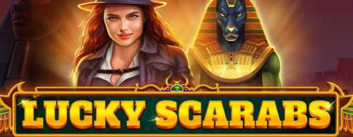 Lucky Scarabs Slot Booming Games