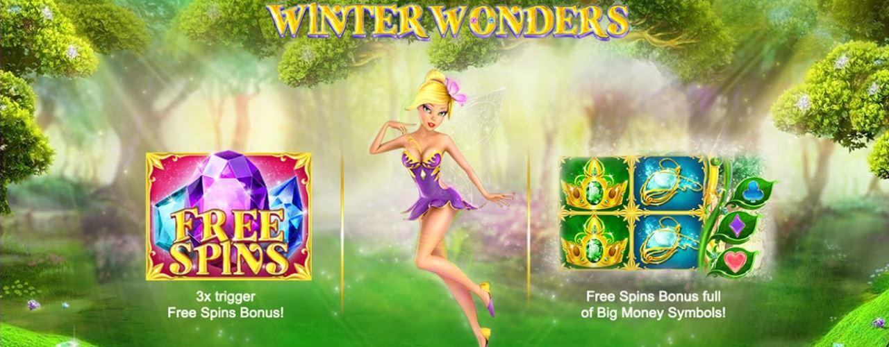 Winter Wonders Red Tiger Slots