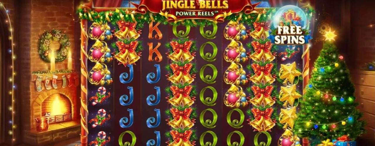 Jingle Bells Power Reels Slot Game