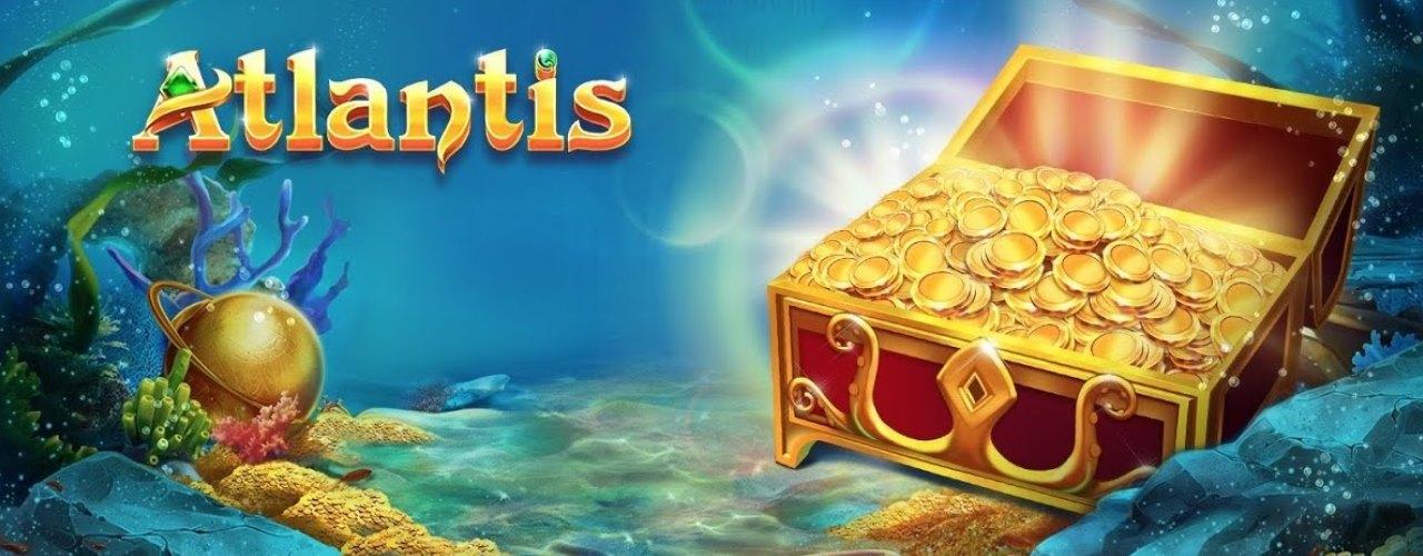 Atlantis Microgaming Slot