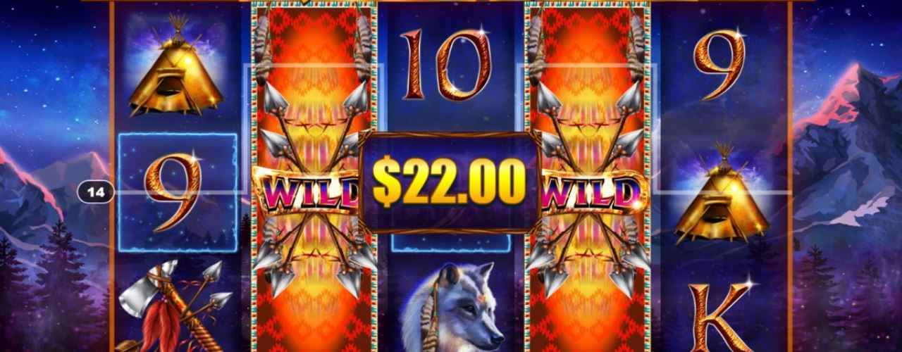 Chiefs Magic Video Slot Game