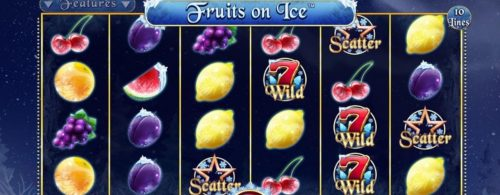 Fruits on Ice Slot Game