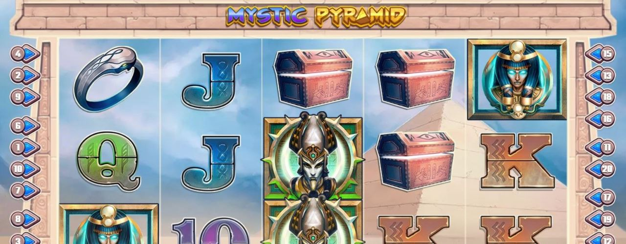 Mystic Pyramid Video Slot