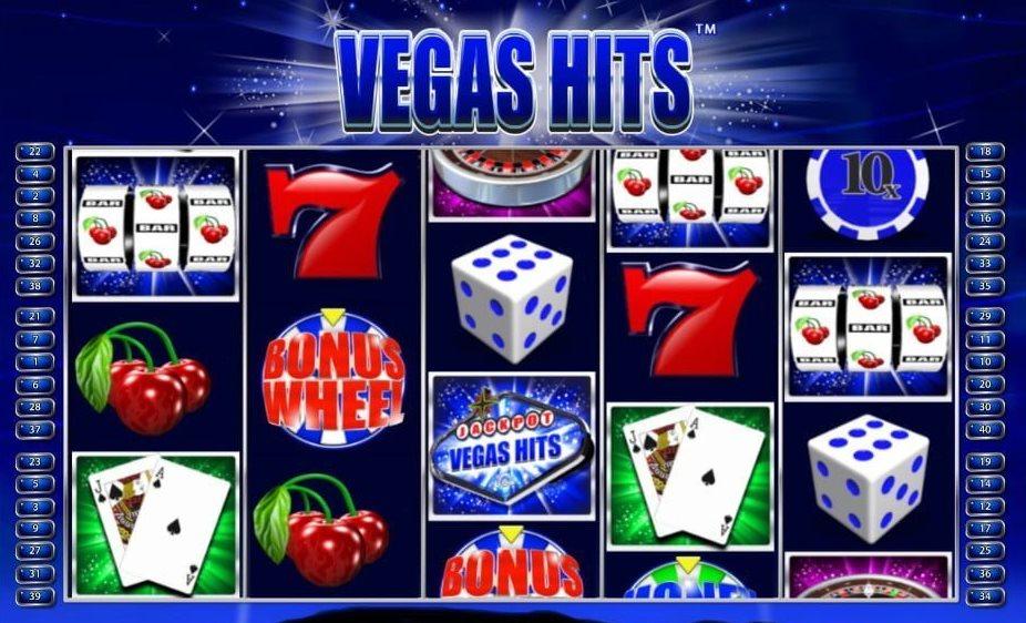 Vegas Hits Slot Game