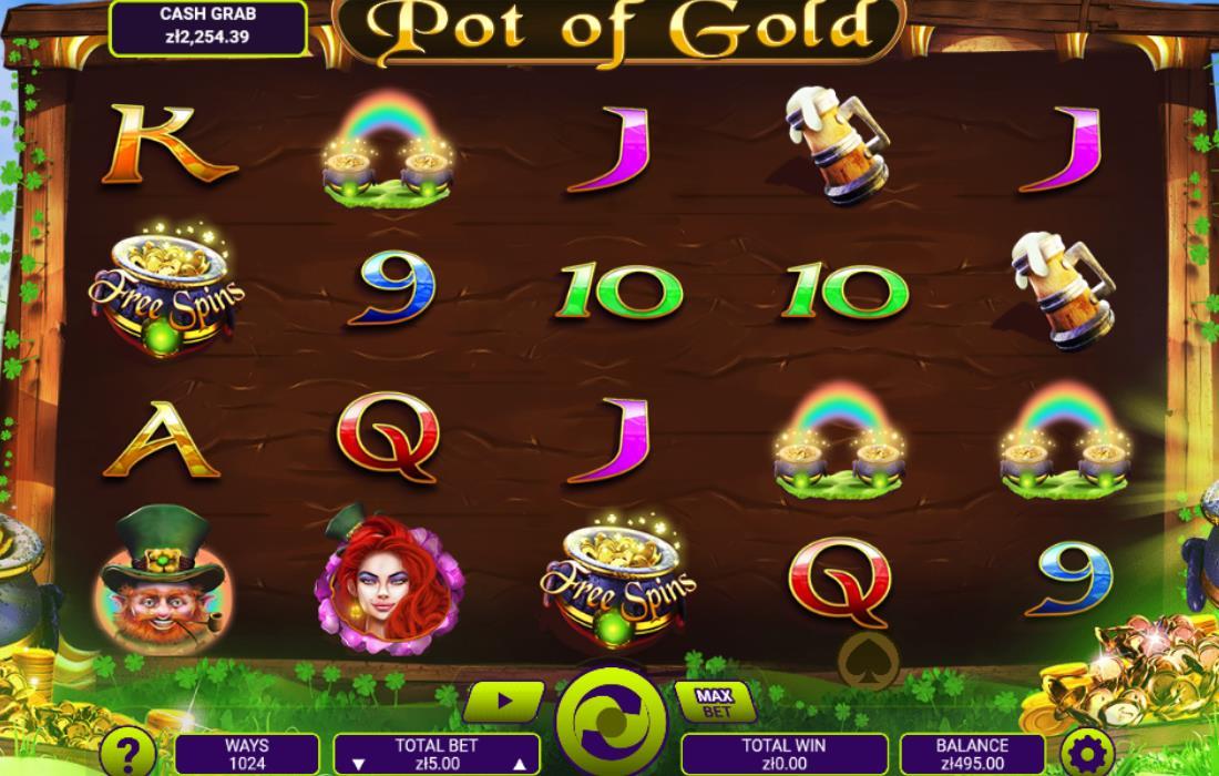 Pot of Gold Slot