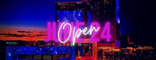 Resorts World Las Vegas Open on June 24