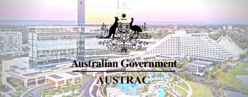 AUSTRAC Crown Perth